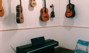 THE MUSIC ROOM 4