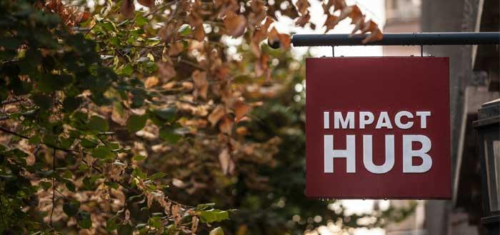 empresa coworking impact hub
