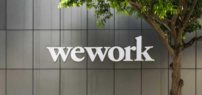empresa coworking wework