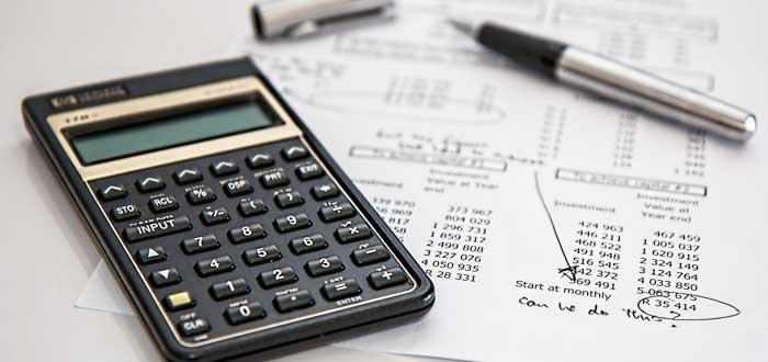 calculadora para evaluar presupuesto