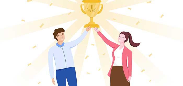 éxito como ventaja del trabajo colaborativo