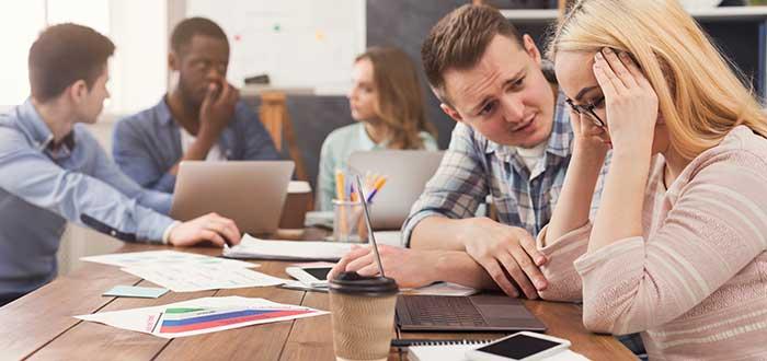 temor-a-la-crítica-ventajas-y-desventajas-del-trabajo-en-equipo