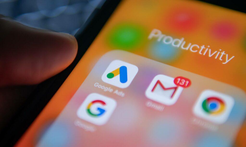 Gmail-productividad-pantalla-de-celular