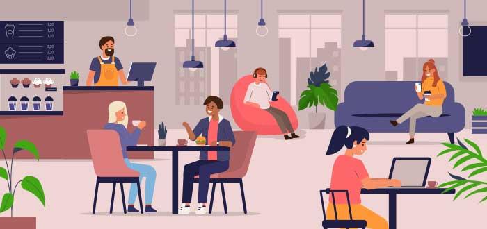 características-espacios-colaborativos