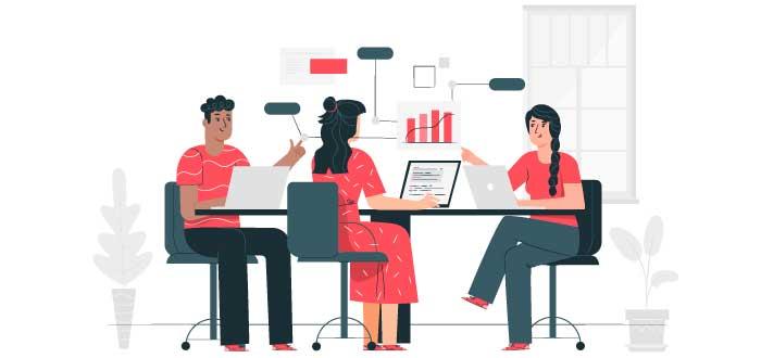 ilustracion-personas-trabajando-juntos