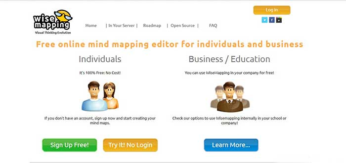 wise-mapping-editor-mapas-mentales