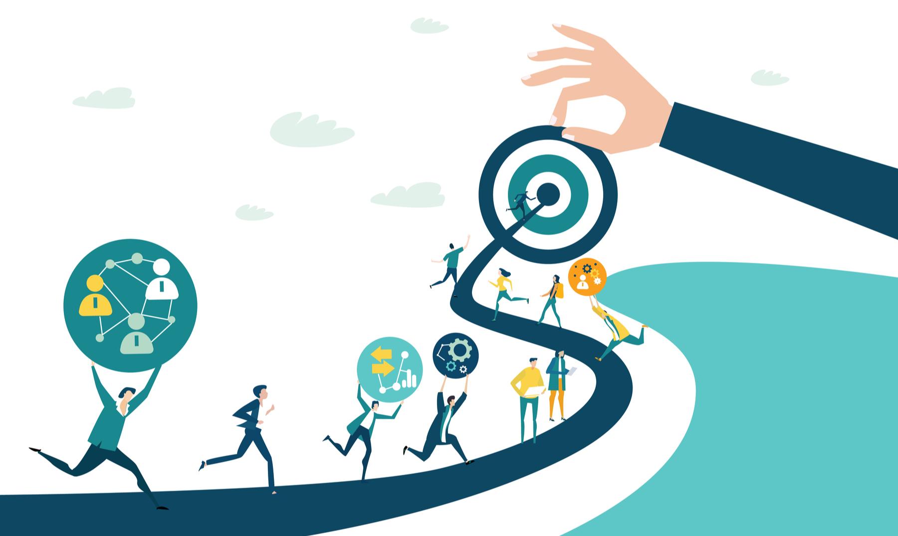 Definir objetivos | Los 4 mejores métodos para alcanzar tus metas!