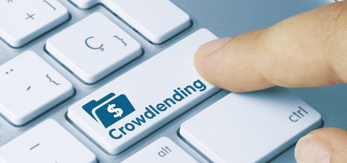 Crowdlending-teclado