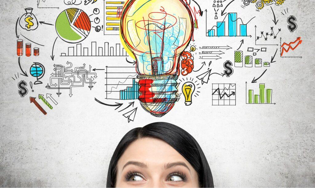 mujer-pensando-en-tipos-de-emprendimientos