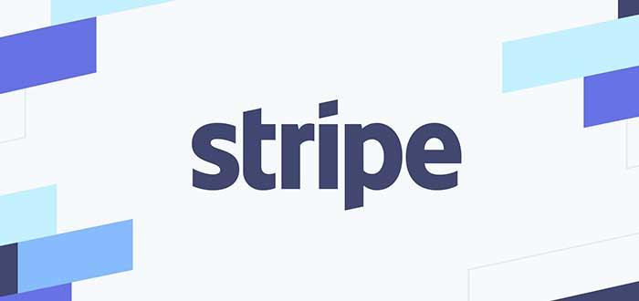 Logo de la empresa unicornio Stripe