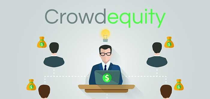 Qué es el crowdequity