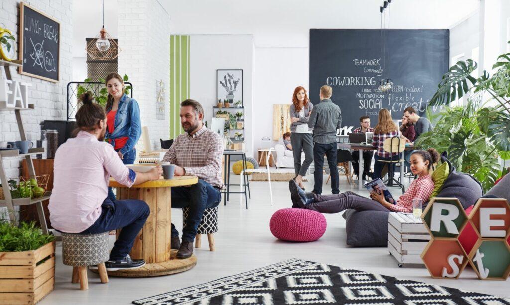 Celebrar un evento en tu coworking