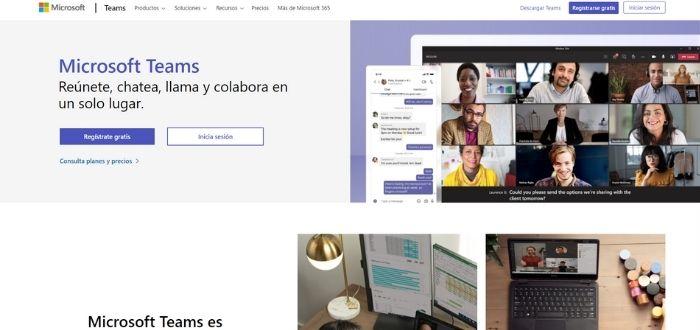 Microsoft Teams | Aplicaciones para videoconferencias