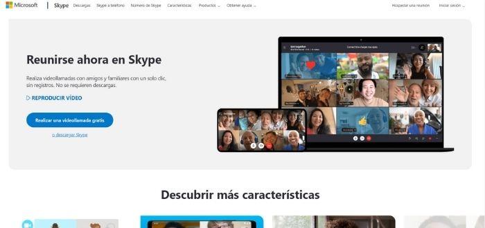 Skype | Aplicaciones para videoconferencias