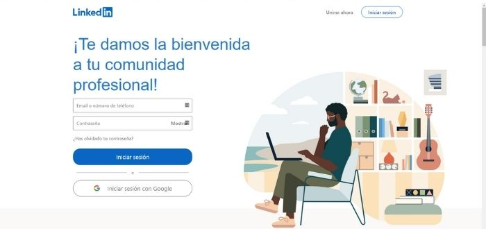 Apps para hacer networking: LinkedIn