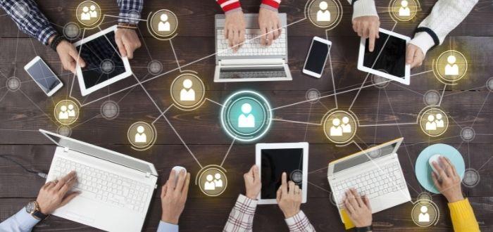Redes de negocios | Networking online