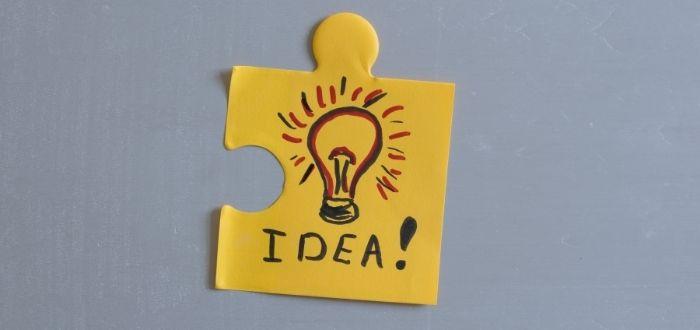 Post it con idea nueva | TRIZZ