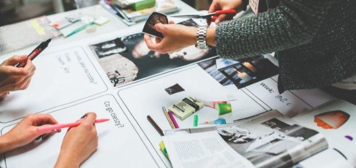 Realización de mapa mental | Creatividad empresarial