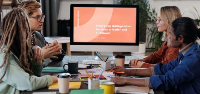 Conferencia en equipo | Creatividad empresarial