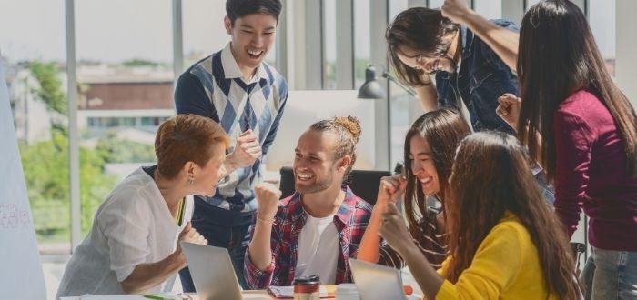 Coworkers | Técnica de creatividad 4x4x4