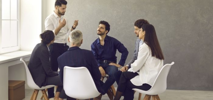 Líder orientado a las tareas