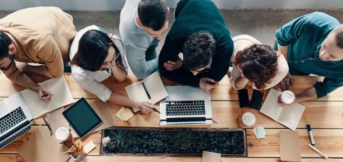 Toma de decisiones | Características del trabajo en equipo