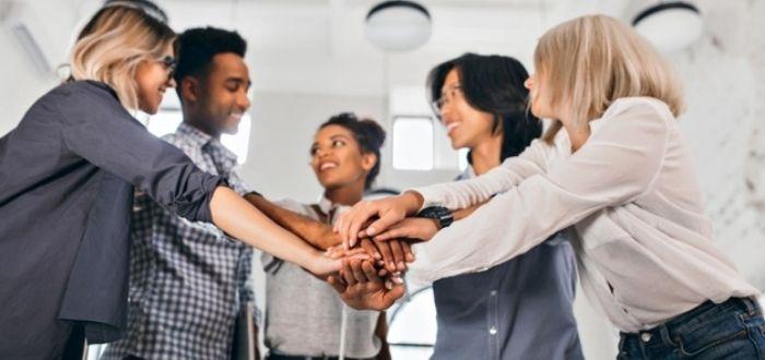 Trabajo colaborativo en equipo