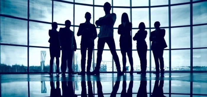 Líder y su equipo de trabajo