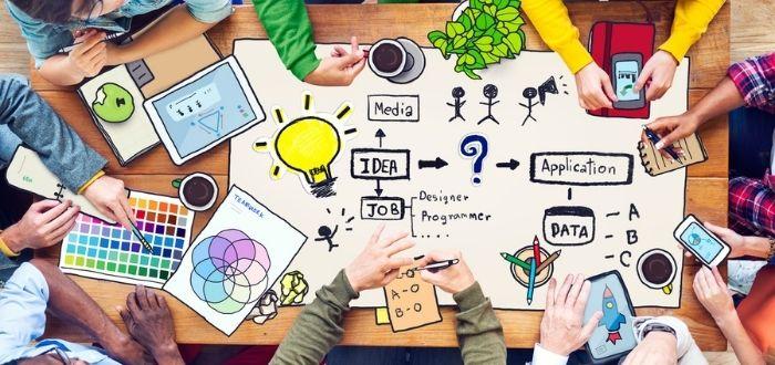 Lluvia de ideas establecer métodos para atención al cliente