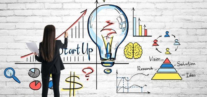 Emprendedora reteniendo clientes | Cómo hacer crecer un negocio