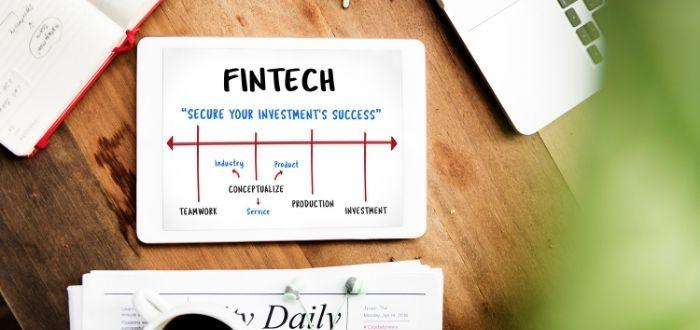 Visual Thinking sobre Fintech
