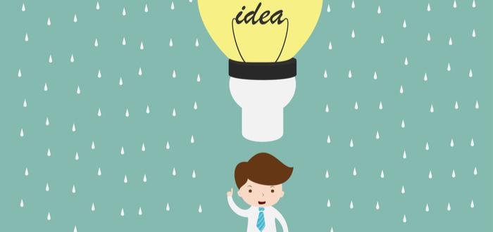 representación-de-trabajador-teniendo-una-idea
